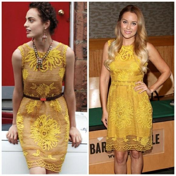 e70b7d22ab1d Anthropologie Dresses & Skirts - Anthropologie Yoana Baraschi Honeycomb Lace  Dress